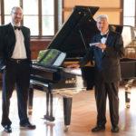 Più Piano festival, pianoforte solo o accompagnato