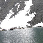 Alpi svizzere al Passo Flüela