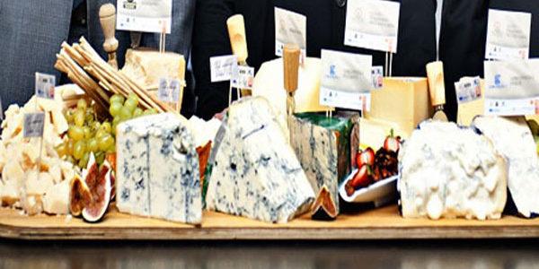 Cheese It's Europe, formaggi italiani
