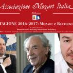 Rericha inaugura la Stagione Mozart Milano