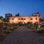 Lilliano, Villa Medicea, un palcoscenico Toscano