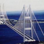 Ponte sullo stretto, nebbia nel tempo