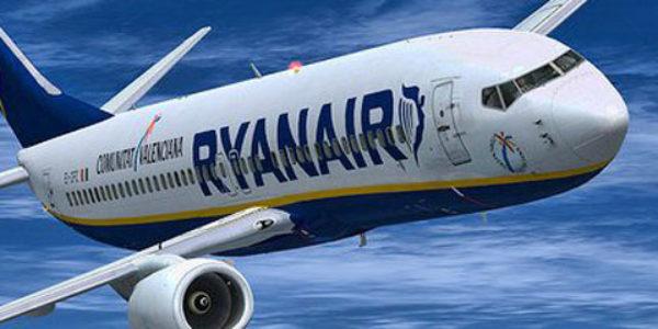 Passeggeri americani, un milione sui voli Ryanair in Europa