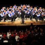 Banda in concerto al Teatro Comunale di Pergine