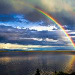 Arcobaleno, la fine non si potrà mai vedere