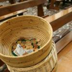 Chiesa calano le offerte. Ricostruire situazione dei beni