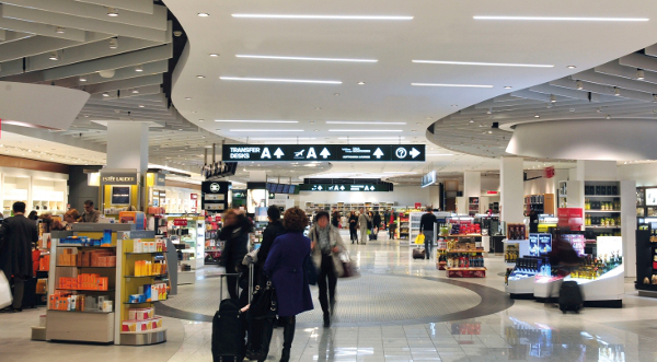 Luxury: aeroporti nuova meta dello shopping da big spender