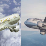 Partnership Etihad e Lufthansa strategia d'efficienza