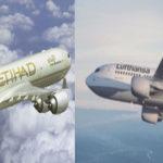 Partnership Etihad e Lufthansa strategia d'efficienza