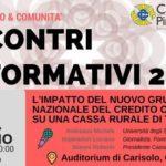 Soci e clienti, serate di economia e sviluppo dalla CR Pinzolo