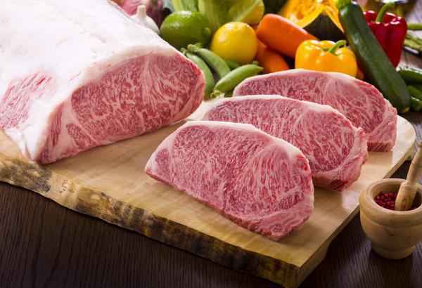 Wagyu Kobe, Hidalgo Beef Tasting