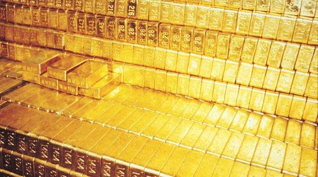 Oro, le riserve della Germania