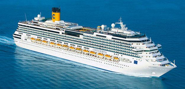 Viaggi, turismo, Costa Crociera