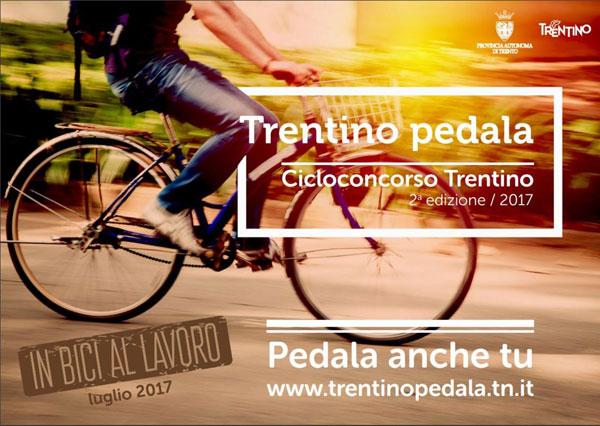 Cicloconcorso Trentino pedala