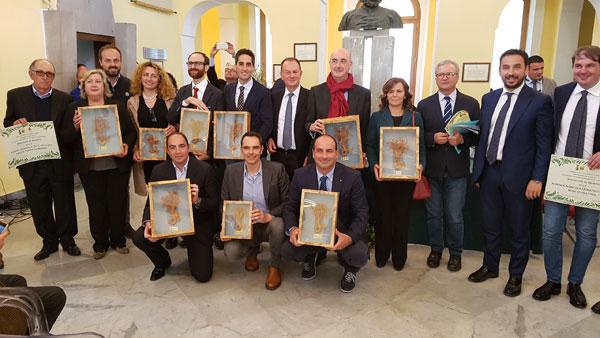 Extravergine, consegnato il Premio Sirena D'Oro