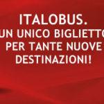 Italobus, arriva a Trento