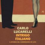 Romanzo Intrigo italiano di Lucarelli