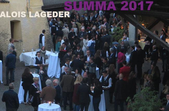 Tenuta Alois Lageder, festeggiamenti per i vent'anni di Summa