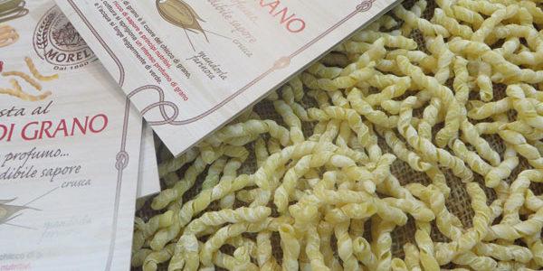 Morelli, l'eccellente pasta al Germe di Grano