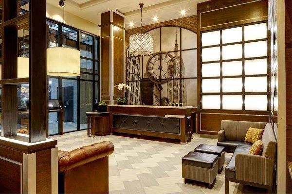 Archer Hotel New York, un mosaico di emozioni