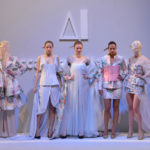 Cuciti e disegnati a mano, fashion Accademia Italiana