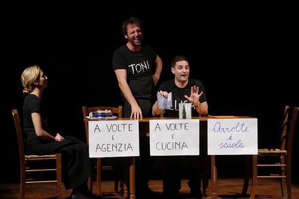 Hystrio, i vincitori al Teatro Elfo Puccini