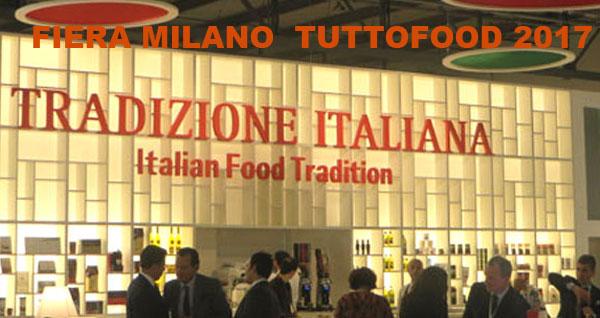 Cibo, il piacere del gusto a Tuttofood di Fiera Milano