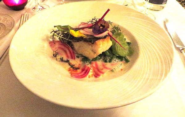 Paradiso per buongustai al Les Jalles Restaurant Paris