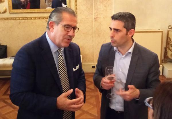 Specialty Food Association in visita a Parma