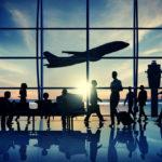 Travelers d'affari chiedono sicurezza e servizi