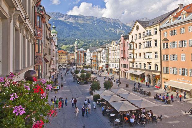 Eventi , Innsbruck estate, musica,danza, mostre e sport