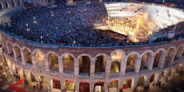 Opera Festival Arena di Verona, serate di emozioni
