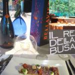 Seduzione culinaria al Re della Busa, Bellavista