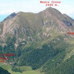 Monte Croce il SAT con i giovani