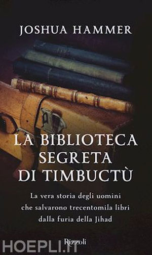 mbuctù, la biblioteca segreta