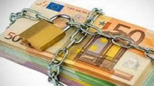 Tributi, pignoramento del conto corrente