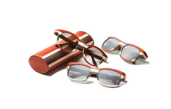 Dolpi occhiali in legno, MonteAvena