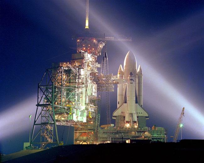 Nasa, computer completo per lo Shuttle