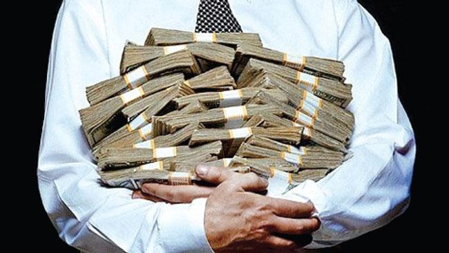 Ricchezza nascosta stima per 7600miliardi