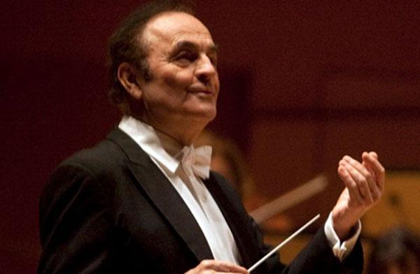 Dutoit  e l'oriente con la Royal Philarmonie Orchestra