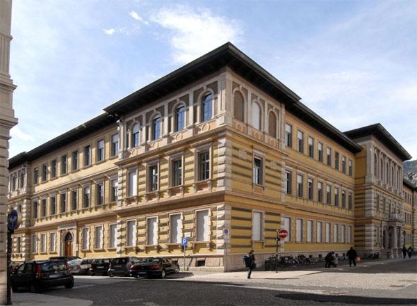Congresso Fisici a Trento