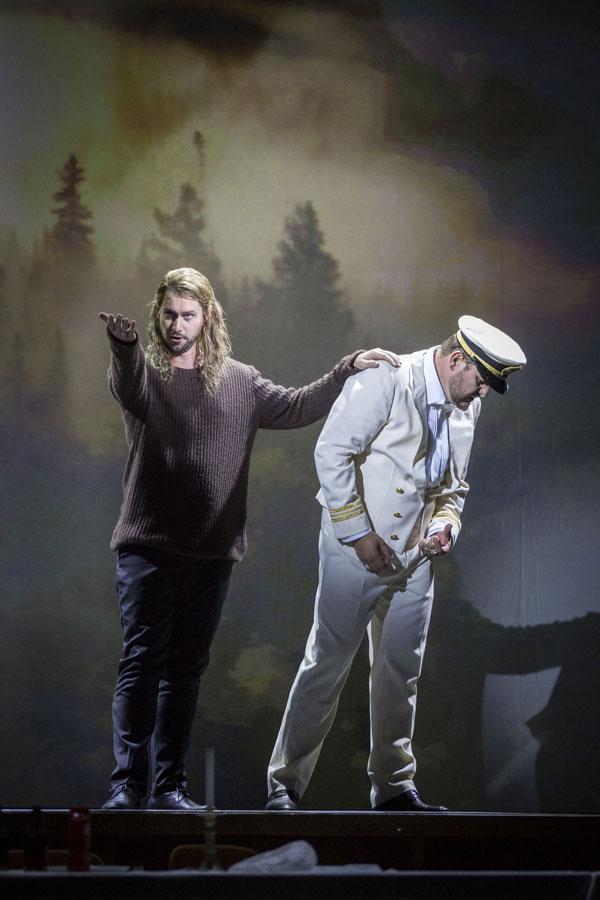 Un Ulisse nelle Alpi quello di Ole Anders Tandberg
