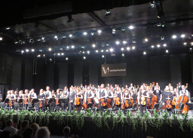 Weilerstein e la Verbier Festival Orchestra indicano nuovi percorsi sonori