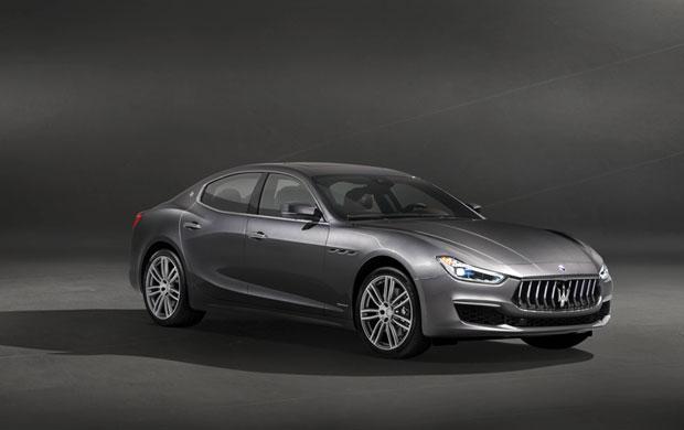 Maserati la nuova Ghibli, design e tecnologia