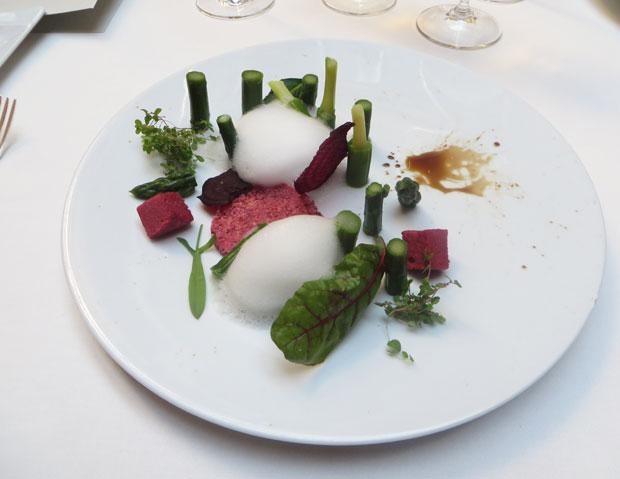 Nguyen Van Hai, finezza in cucina a Le Chapon Fin Bordeaux
