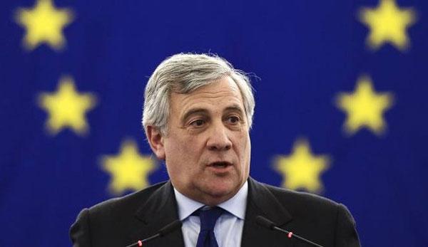 Tajani, Europa democratica o non  è Europa