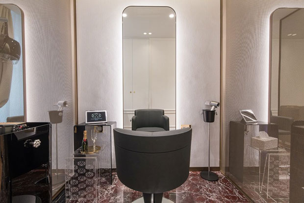 Parrucchiere moderno Charme & Cheveux Suite