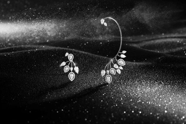 Diamanti fascino Messika Alta Gioielleria