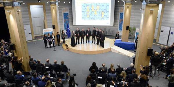 Premio Cittadino Europeo, i vincitori