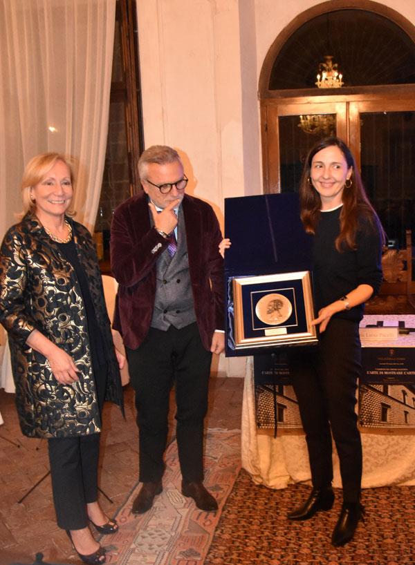 A Maria Luisa Pacelli, il Premio Allegrini